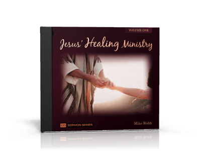 The healing ministry of jesus pdf